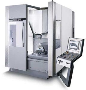 CNC-Fräsmaschine DMU 50