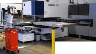 Stanz-Laser-Kombi TruMatic 6000