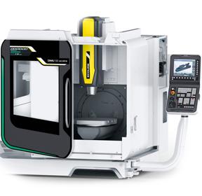 CNC-Fräsmaschine DMU 50 ecoline
